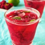 Raspberry mojito - How to make mojito