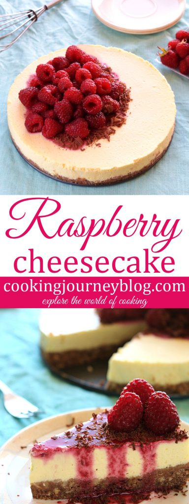 raspberry cheesecake raspberry sauce