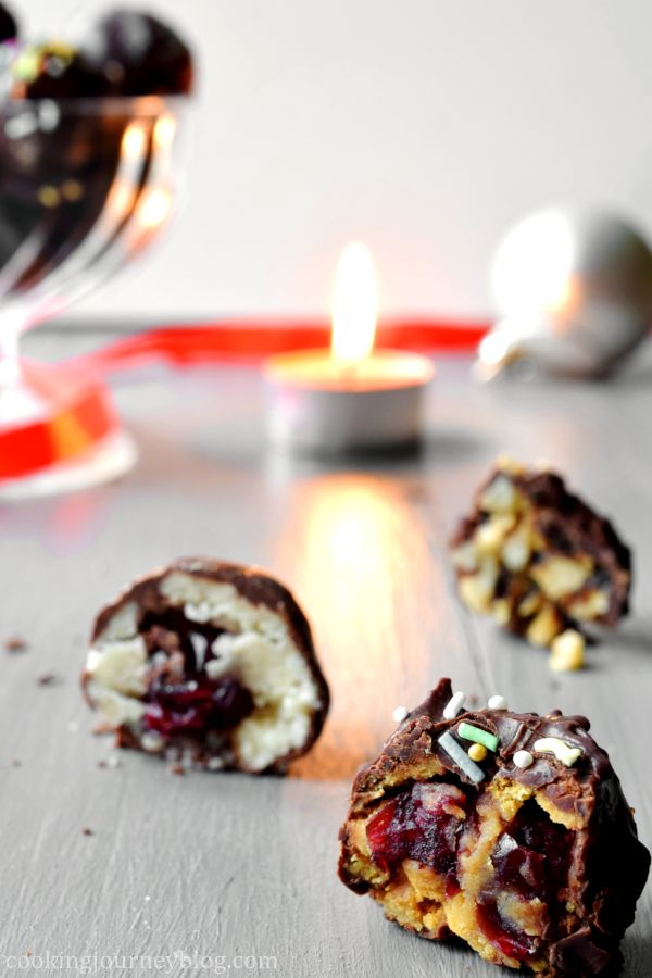Easy Christmas recipes – Chocolate truffles 3 ways - Cooking Journey