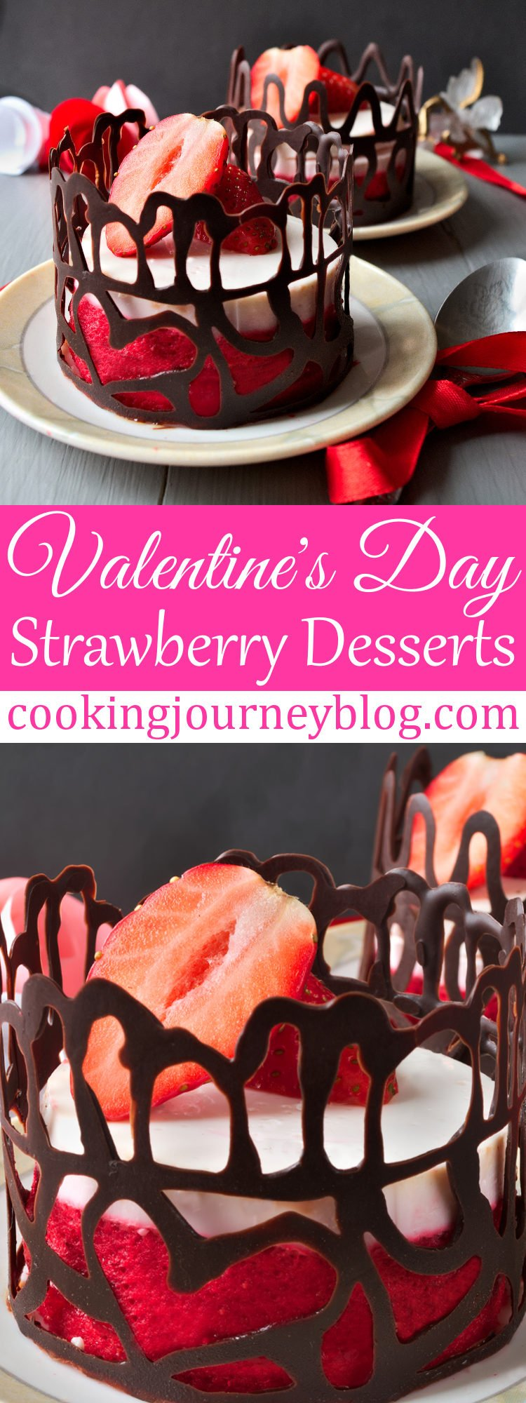 Strawberry Desserts Healthy Desserts Valentines Day Cooking Journey Blog
