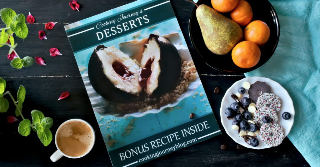 Cooking Journey FREE eBook - DESSERTS
