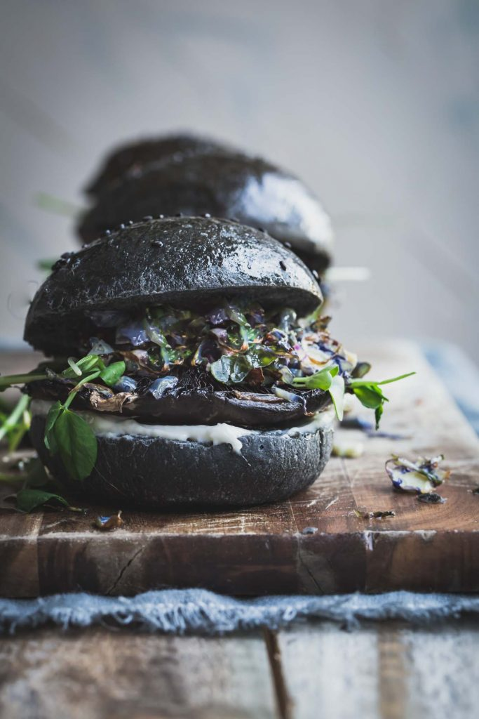 Five-Spice-Portobello-Burger-with-Wasabi-Sprouts