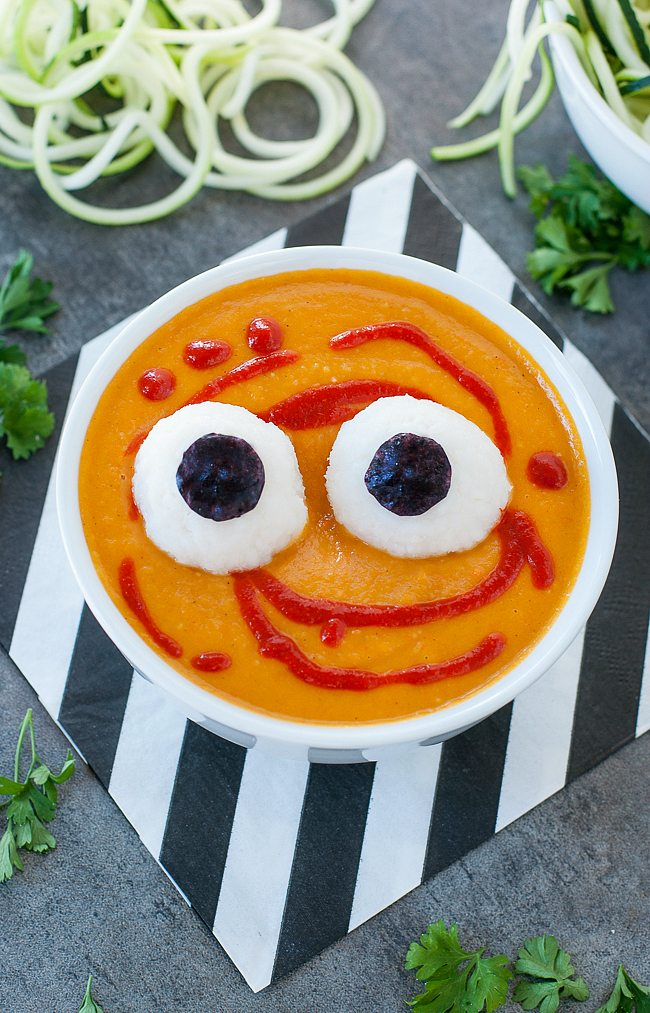 Spooky Eyeball Recipes Halloween Soup