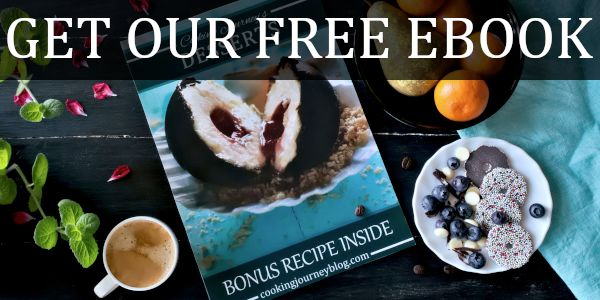 Cooking Journey FREE eBook DESSERTS