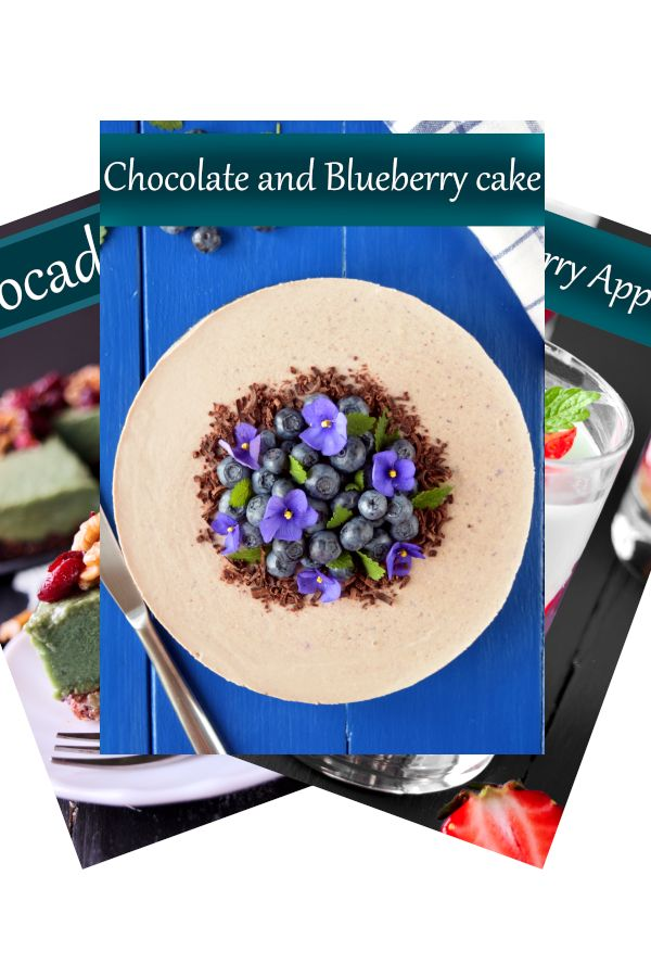 Free Ebook Desserts recipe 1